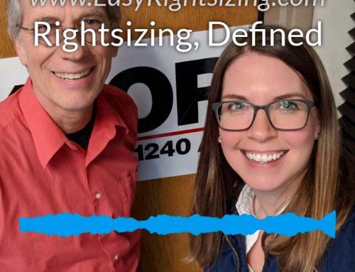 Rightsizing, Defined